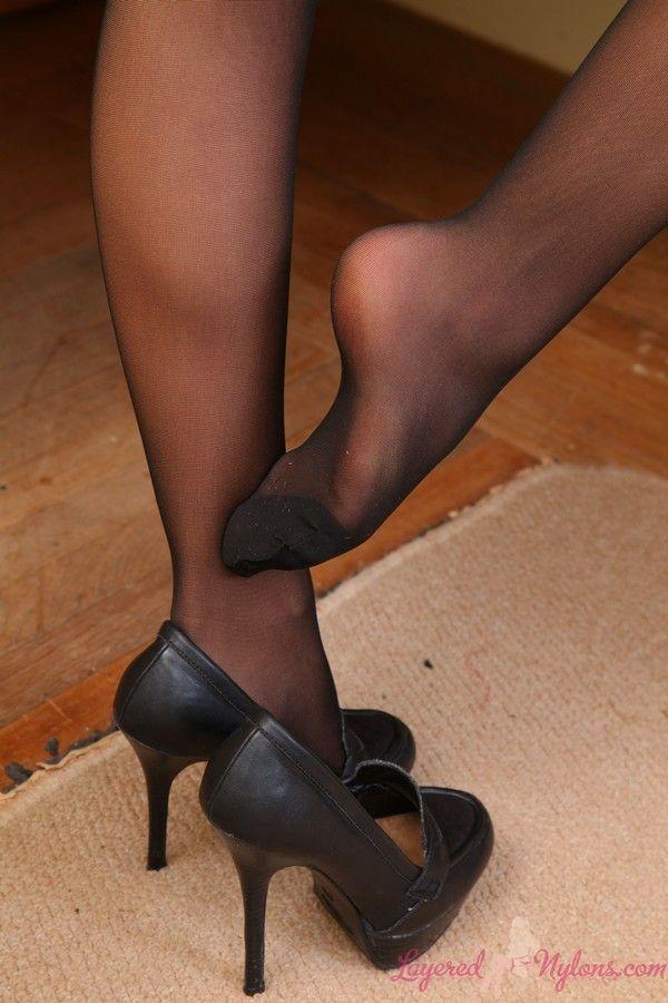 2356 Best Bringing Sexy Pantyhose  Stockings Back -8806