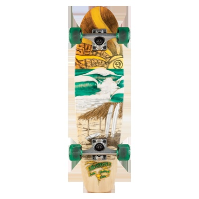 sector 9 skate board, wind and sea