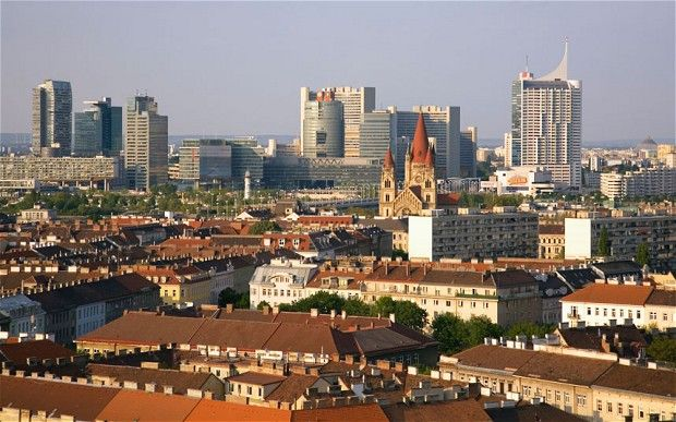 The world's 10 best cities to live in - Telegraph