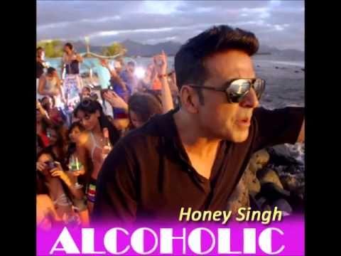 Alcoholic | Full Song With InVideoLyrics | Yo Yo Honey Singh | The Shaukeens | 2014 - YouTube