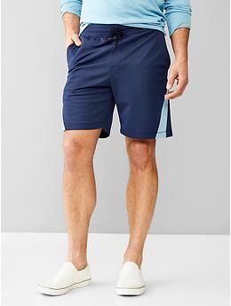 "Gym Issue mesh shorts (8"") #Gap"