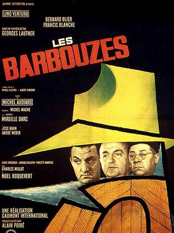 Redécouvrez la bande-annonce du film Les Barbouzes ponctuée des secrets de tournage et d'anecdotes sur celui-ci. ☞ Les Barbouzes est un film franco-italien