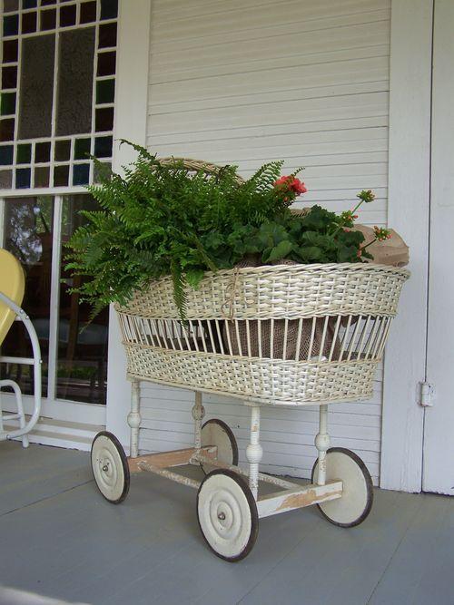 Baby stroller...