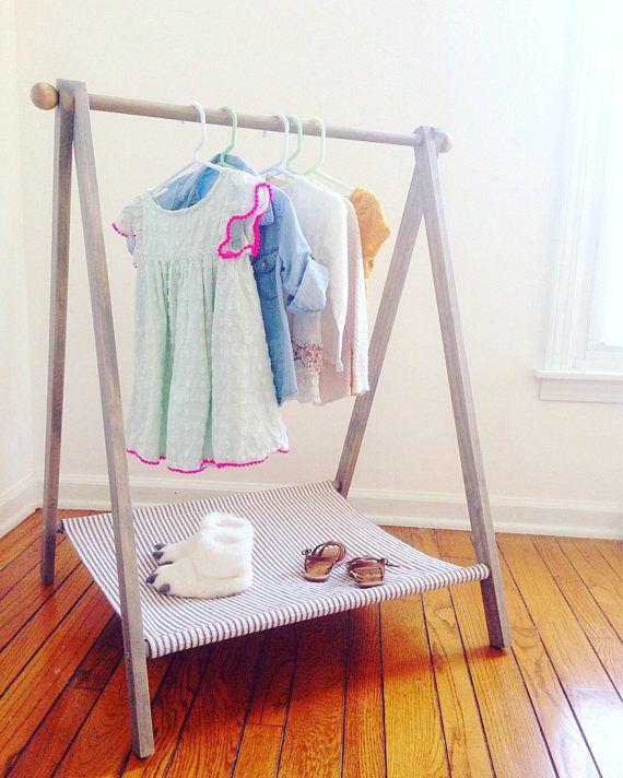 Child's Clothing Rack Clothing Display Dress Up Rack