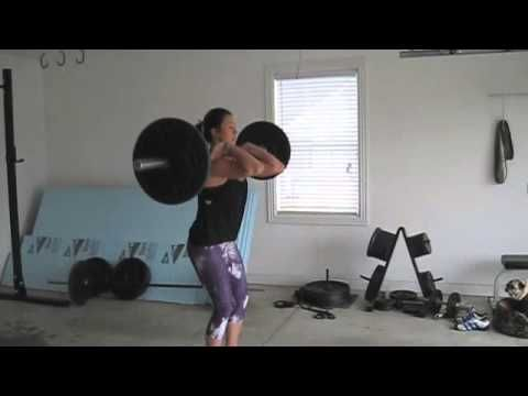 BLiS Barbell Complex compilation