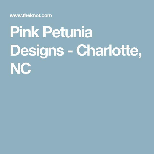 Pink Petunia Designs - Charlotte, NC