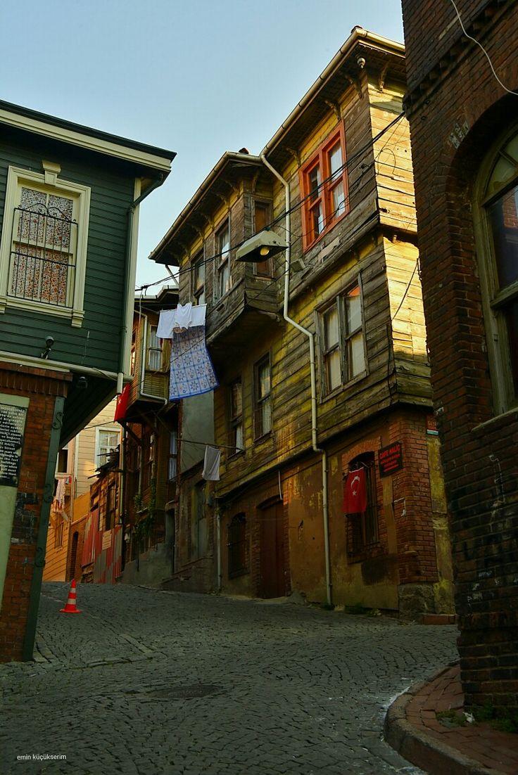 Balat İstanbul. Fotograf: Emin Küçükserim