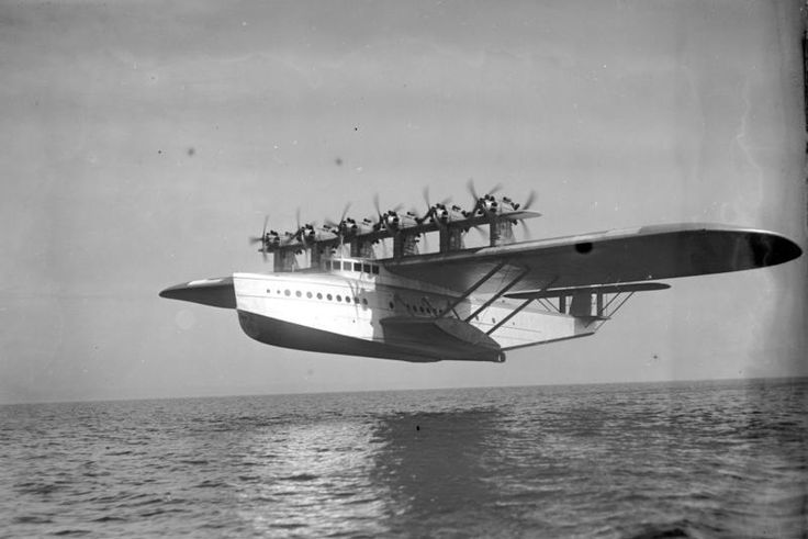 The Dornier Do X was the largest, heaviest, and most powerful flying boat in the world when it was produced by the Dornier company of Germany in 1929.