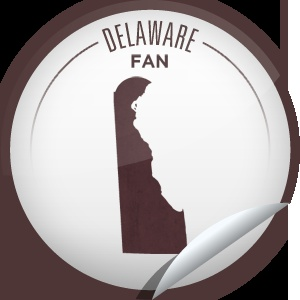 Delaware Fan No sales tax and a ton of American history... how can you go wrong?