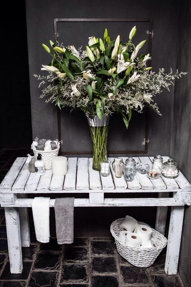 Bathroom arrangement