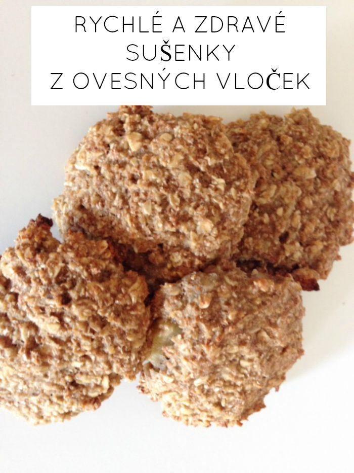 sušenky z ovesných vloček http://www.julietta.cz/zdrave-recepty04-susenky-z-ovesnych-vlocek/