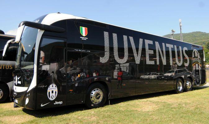 Juve a Roma, ma Conte non fa allenare la squadra