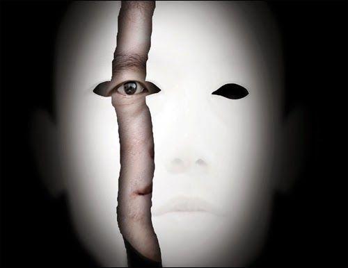 Δείξε μου τη μάσκα που κρύβεις... κάτω απο την μάσκα που φοράς!