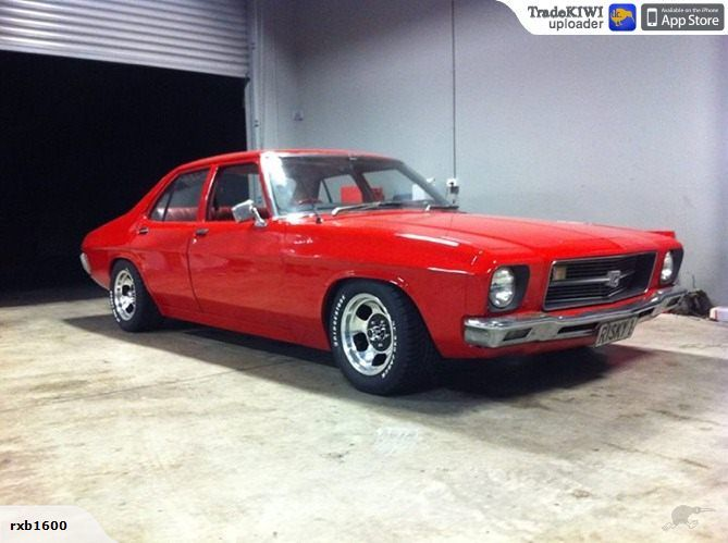 Holden Hq belmont 1971