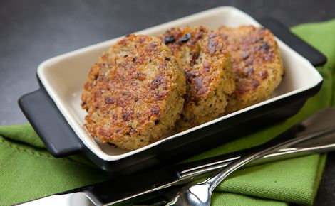 Epicure's Quinoa Patties