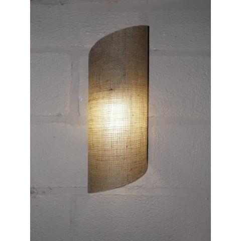 Luminária Arandela Rústica De Parede