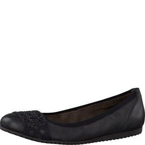 Tamaris-Ballerinas-BLACK-Art.:1-1-22102-24/001