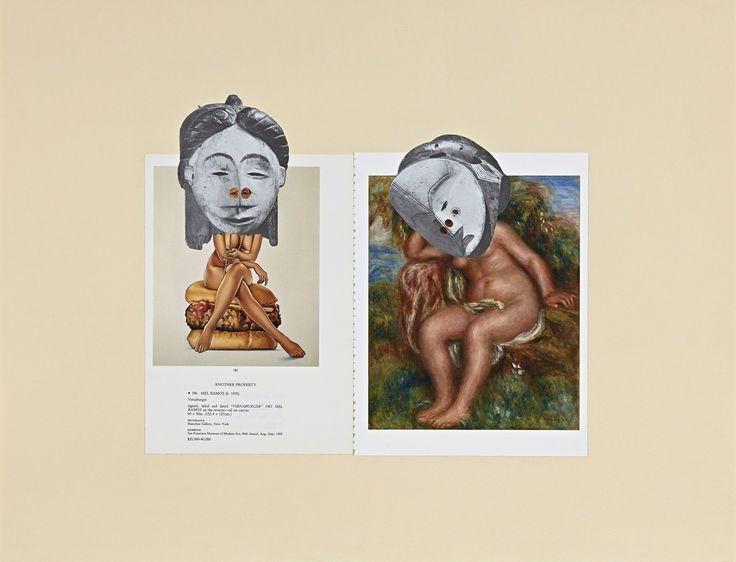 William Villalongo, Muses (Artifact 1), 2012-2014