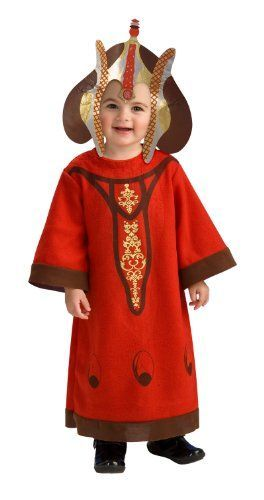 Star Wars Romper And Headpiece Queen Amidala Amidala  12 Years -- To view further for this item, visit the image link.