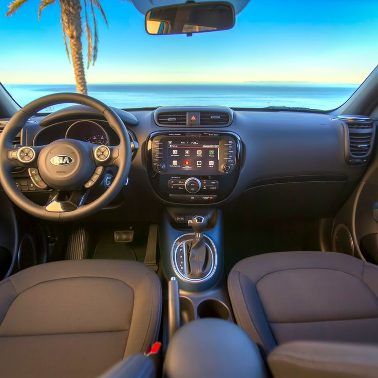 Find your piece of paradise in the Kia Soul.