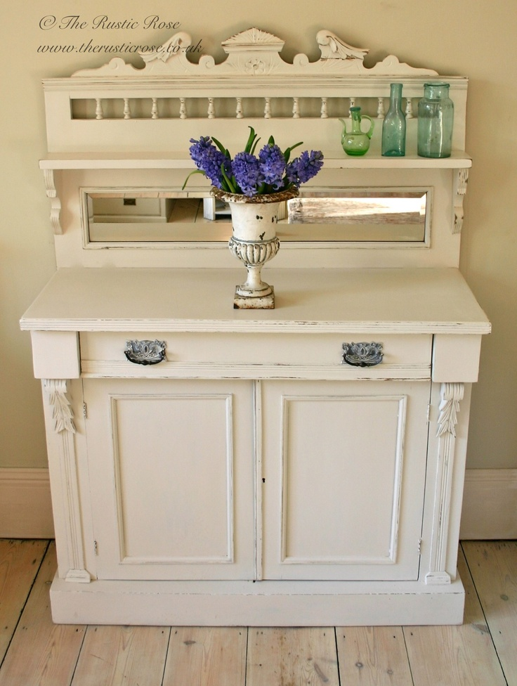 Chiffonier painted in Farrow Slipper Satin Paint