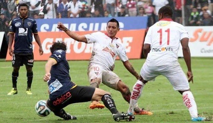 Independiente del Valle vs Liga de Quito en vivo -