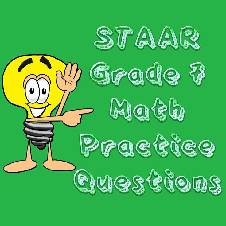 grade 7 math review test