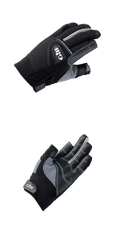Other Fins Footwear and Gloves 159147: Gill Womans Championship Long Finger Sailing Gloves 2017 - Black -> BUY IT NOW ONLY: $30.11 on eBay!