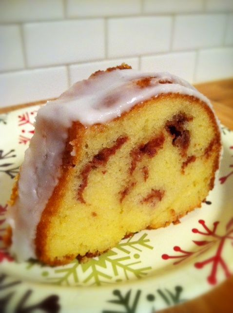 Duncan Hines Sock It To Me Cake Recipe