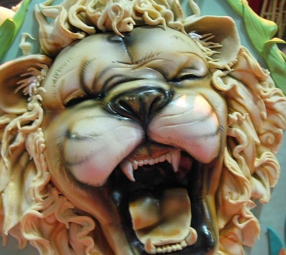Leo the Lion cake