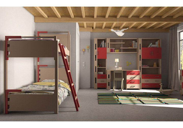 Παιδικό γωνία Area60 furniture plus