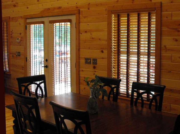 Interior Pine Wood Paneling Clear Cabin Decor Ideas