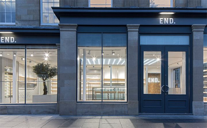 END. is one of the most popular men fashion boutique in the north east…
