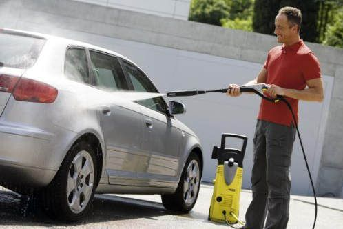 Car pressure washer http://www.uk-rattanfurniture.com/product/8x6-shiplap-wooden-apex-garden-shed-large-single-door-felt-included-by-waltons/