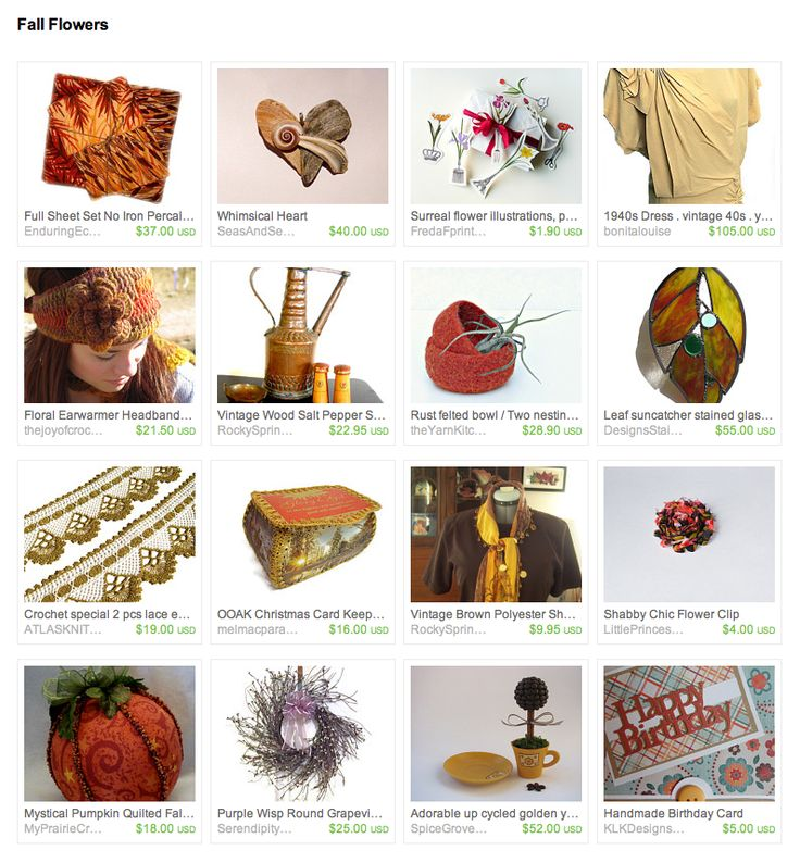 and something for the upcoming weekend: Picking Fall Flowers... Thank you to JimAndGina for creating this beautiful list