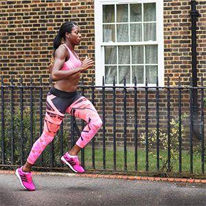 British Olympic athlete Christine Ohuruogu