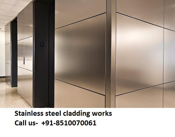 Stainless Steel Escalators : Best ark fabrication works call us