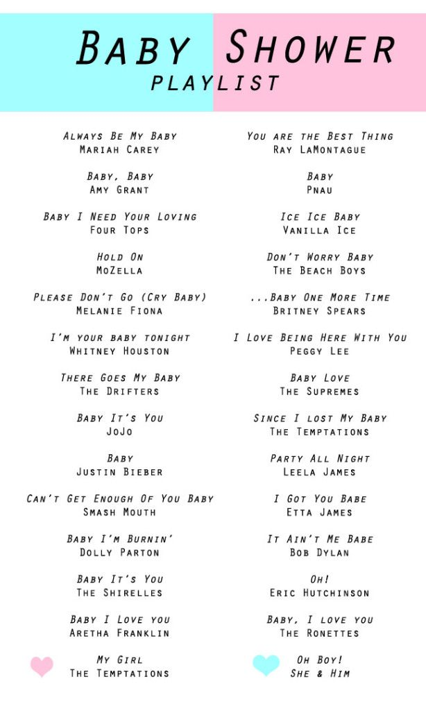 Baby Shower Playlist--- haha never thought of this! Definitely doing the baby songs lol