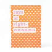 Righteousness Sketch Notebook
