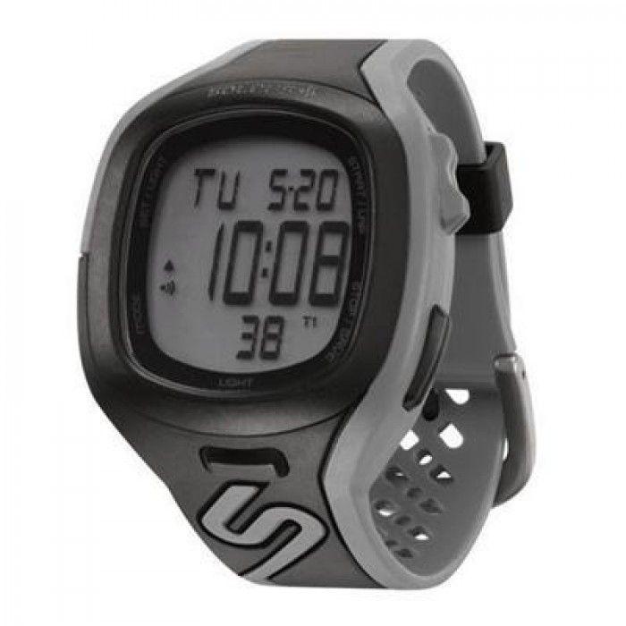 Soleus Stride Koşu Saati (Siyah-Gri) - Saatler (Arasta Market Online Mağaza)