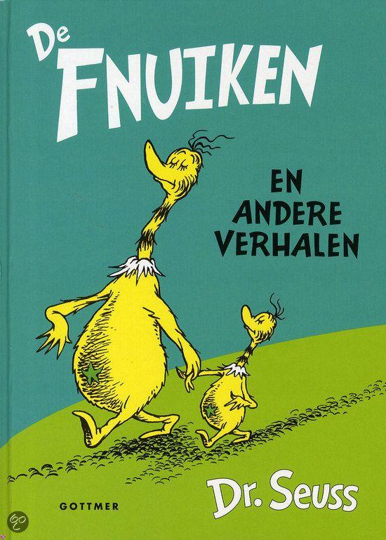 bol.com | De Fnuiken, Dr. Seuss | 9789025757861 | Boeken
