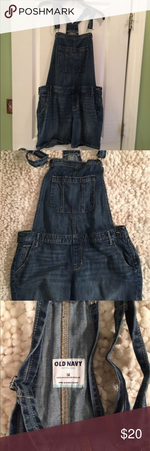 Women's Old Navy overalls Size 14 Size 14 Old Navy overalls Old Navy Jeans