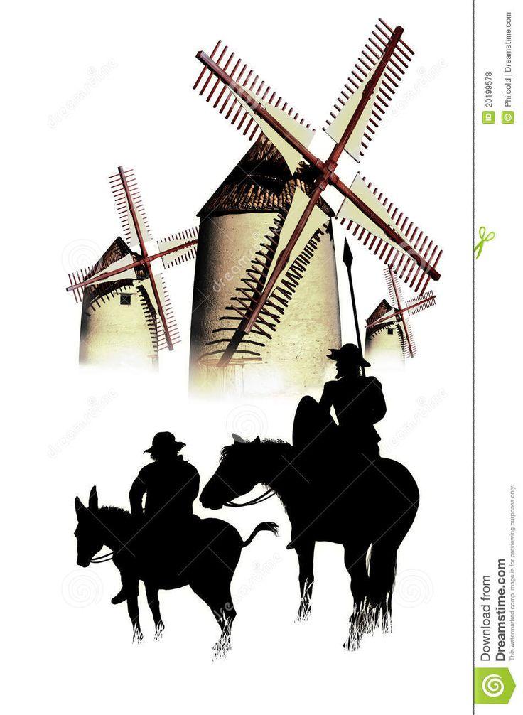 Don Quichot En Sancho Panza