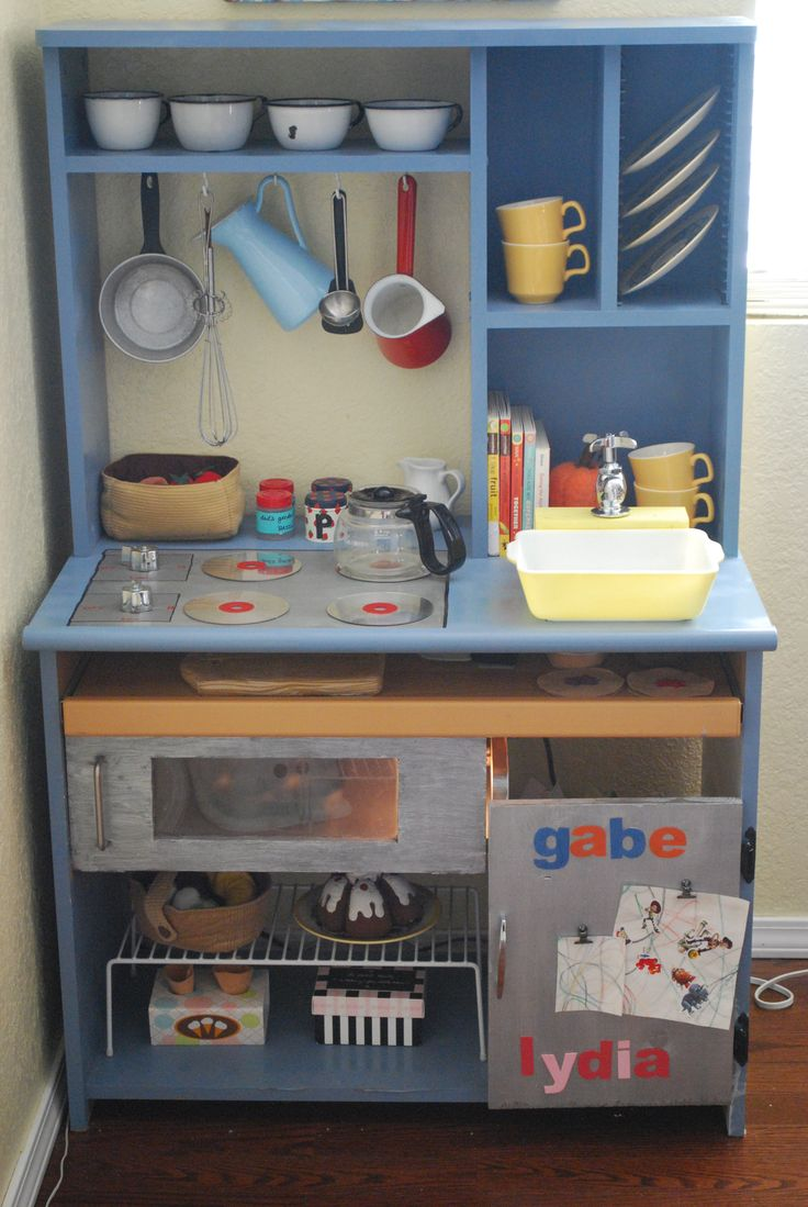 Homemade Play Kitchen 17 Best Images About Cuinetes On Pinterest Stove Kids Play