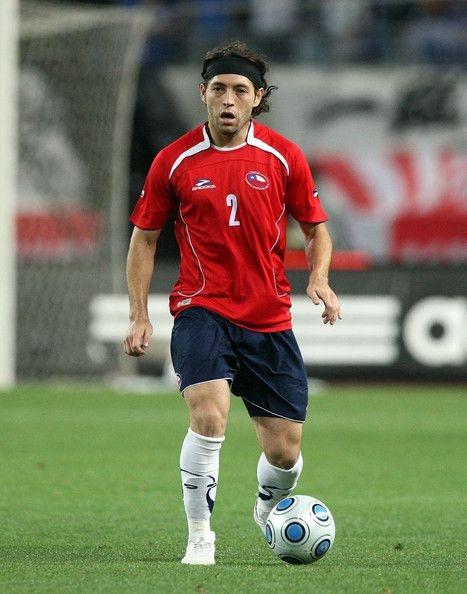 ROJAS, Jose Manuel | Defense | Universidad de Chile (CHI) | no twitter | Click on photo to view skills