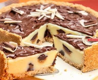 Torta Trufada de Leite Ninho.