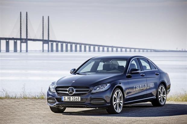 Mercedes Classe C hybride rechargeable : les prix annoncés