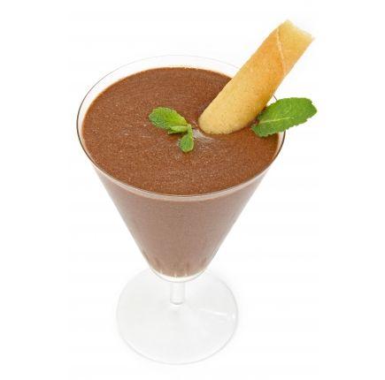 MOUSSE AU CHOCOLAT LINÉADIET En-cas hyperprotéiné (7 sachets de 29,5g)  Une onctueuse mousse au chocolat en plein régime ? Oui, c'est désormais possible avec cette mousse au chocolat hyperprotéinée et hypocalorique, parfaitement adaptée à votre régime. Retrouvez toutes les sensations gourmandes d'une mousse au chocolat bien prise, le tout à faible teneur en matières grasses et en sucre. Craquez dès maintenant pour ce dessert plaisir très équilibré et sans culpabilité !