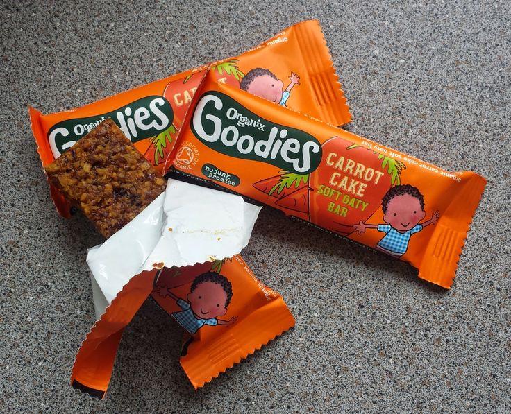 Organix Goodies carrot snacks (celebrating International Carrot Day!)   Nobody Said It Was Easy