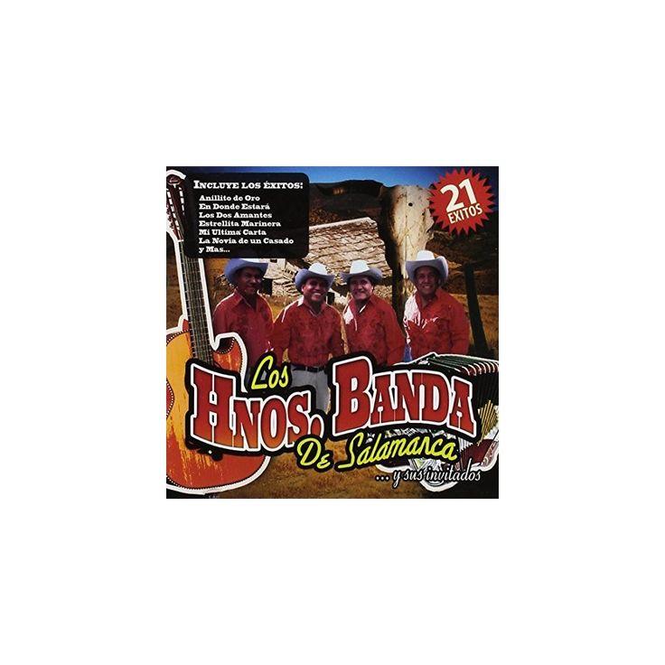 Banda Hermanos de Salamanca - 21 Exitos de Oro (CD)